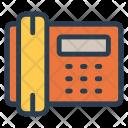 Phone Ringing Landline Icon