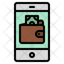 Phone Money App Icon