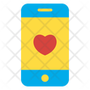 Dating Love Mobile Icon