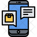 Phone Message Box Icon