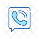 Phone Customer Care Customer Support Icon