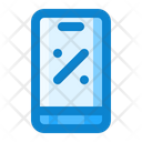 Phone Shop Discount Icon