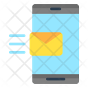 Phone Mail Incoming Icon