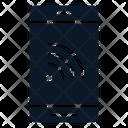 Phone Network Wifi Icon