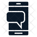 Phone Mobile Chat Icon