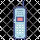 Wireless Telecommunication Call Icon