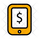 Phone Payment Cast Icon