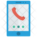 Phone Call Dialing Icon