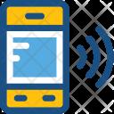 Phone Ringing Vibrating Icon