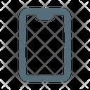 Phone Notch Smart Icon
