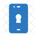 Phone Lock Mobile Icon