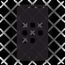 Phone Numbers Numpad Icon
