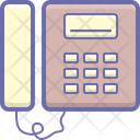 Pbx Flat Phone Icon