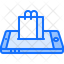Phone Purchase Bag Icon