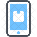 Phone Application Delivery Icon