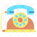Phone Telephone Electronic Appliance Icon