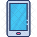 Cell Phone Mobile Smartphone Icon