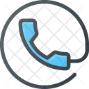 Phone Call Sign Icon