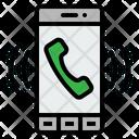 Phone Call Communication Icon