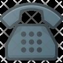 Phone Telephone Retro Icon