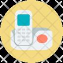 Phone Cordless Communication Icon