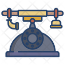 Telephone Phone Communication Icon