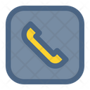 Phone Call Smartphone Icon