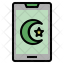 Phone Application Cellular Icon