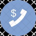 Phone Banking Trading Icon