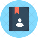Phone Directory Telephone Icon