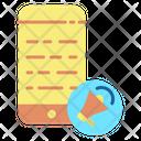 Phone Advertising Icon