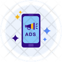 Phone Advertising Icon