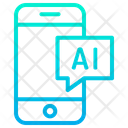 Phone Ai Icon