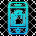 Bag Mobile Phone Icon