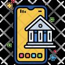 Phone Banking Internet Banking Mobile Banking Icon