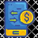 Phone Banking Icon