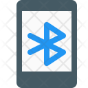 Bluetooth Mobile Function Icon