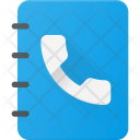 Phone Contact Book Icon