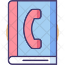 Mphone Book Phone Book Contact Book Icon
