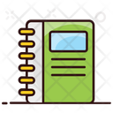 Phone Book Address Book Contacts Book Icon