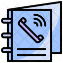 Smartphone Education Address Icon