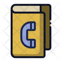 Phone Book Contact Icon