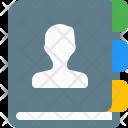 Phone-book Icon