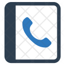 Book Directory Phone Icon