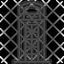 Phone Booth Telephone Box British Icon