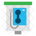 Phone Booth Telephone Icon