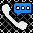 Phone Communication Phone Call Telecommunication Icon