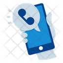 Phone Call Call Notification Icon