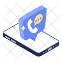 Phone Call Mobile Call Voice Call Icon