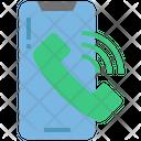 Phone Call Mobile Call Calling Icon